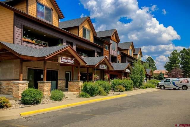 191 Talisman Drive Ste 203, Pagosa Springs, CO 81147 (MLS #786027) :: The Howe Group   Keller Williams Colorado West Realty