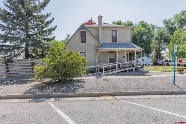 646 N 1st Street, Montrose, CO 81401 (MLS #786103) :: The Howe Group   Keller Williams Colorado West Realty