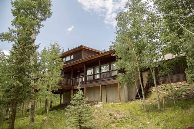 32240 Bristol Head Road, Creede, CO 81130 (MLS #786296) :: The Howe Group | Keller Williams Colorado West Realty