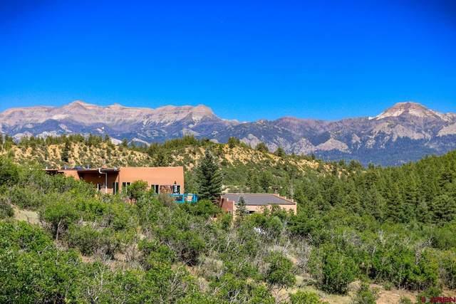 1099 Henry's Lake Drive, Pagosa Springs, CO 81147 (MLS #786379) :: The Howe Group   Keller Williams Colorado West Realty