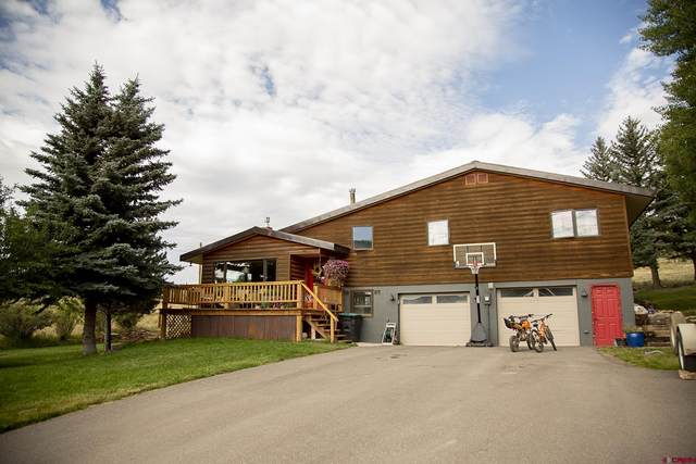 1 Silver Drive, Creede, CO 81130 (MLS #786486) :: The Howe Group   Keller Williams Colorado West Realty