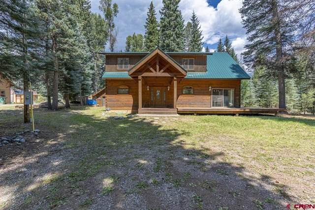 601 W Grimes Creek Road, Vallecito Lake/Bayfield, CO 81122 (MLS #786515) :: The Howe Group   Keller Williams Colorado West Realty