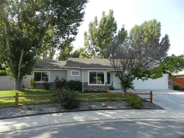 1348 Animas Street, Montrose, CO 81401 (MLS #786655) :: The Howe Group | Keller Williams Colorado West Realty