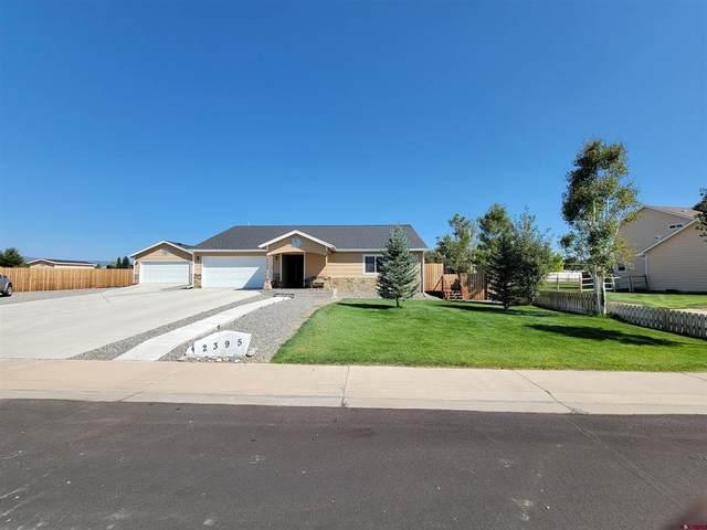 2395 W Fox Park, Montrose, CO 81401 (MLS #786737) :: The Howe Group | Keller Williams Colorado West Realty