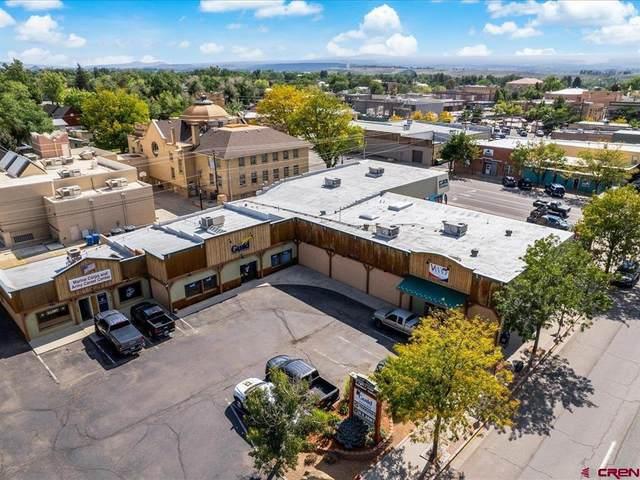 612 E Main Street, Montrose, CO 81401 (MLS #786760) :: The Howe Group   Keller Williams Colorado West Realty