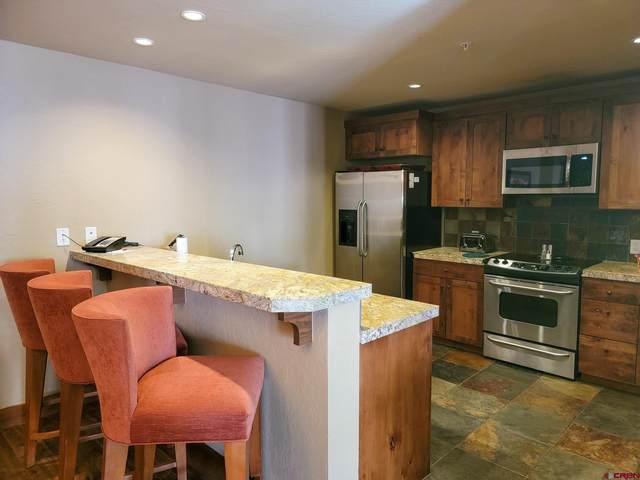 24 Sheol Street 206 F, Durango, CO 81301 (MLS #786789) :: Durango Mountain Realty