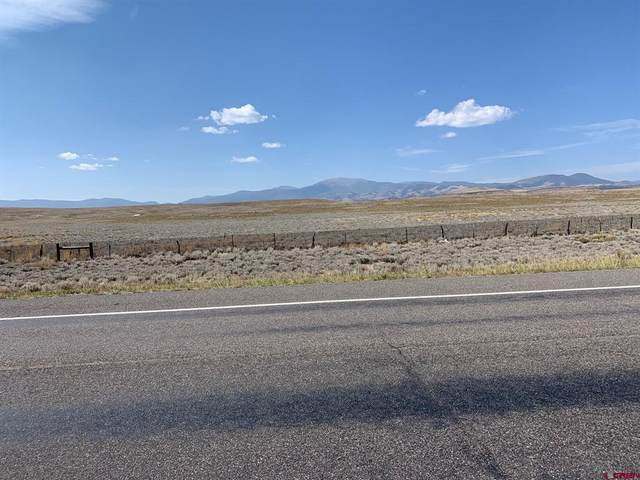 TBD W Hwy 160, Monte Vista, CO 81144 (MLS #786805) :: The Howe Group   Keller Williams Colorado West Realty