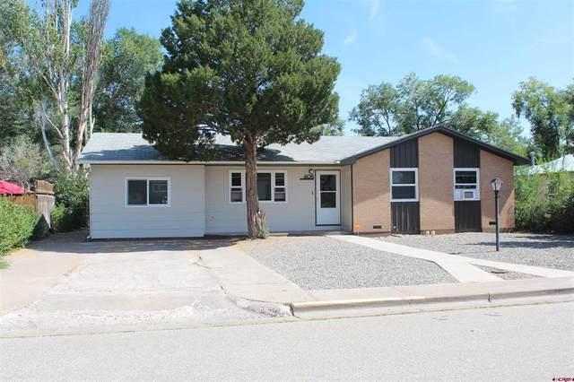 608 Berkeley Avenue, Alamosa, CO 81101 (MLS #786851) :: The Howe Group   Keller Williams Colorado West Realty