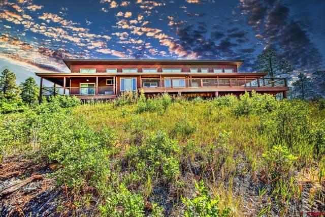 609 Black Bear Place, Pagosa Springs, CO 81147 (MLS #786936) :: The Howe Group | Keller Williams Colorado West Realty