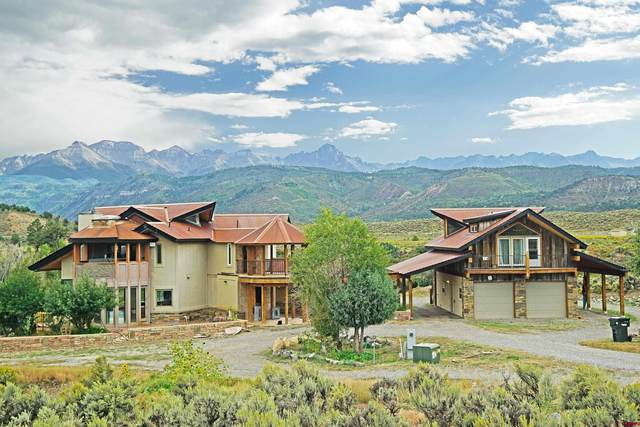 210 Sweetwater Drive, Ridgway, CO 81432 (MLS #787018) :: The Howe Group   Keller Williams Colorado West Realty