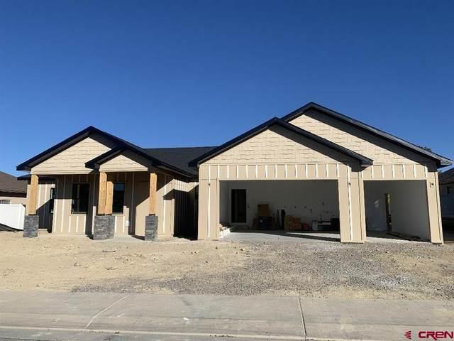 3337 Congress Street, Montrose, CO 81401 (MLS #787092) :: The Howe Group | Keller Williams Colorado West Realty