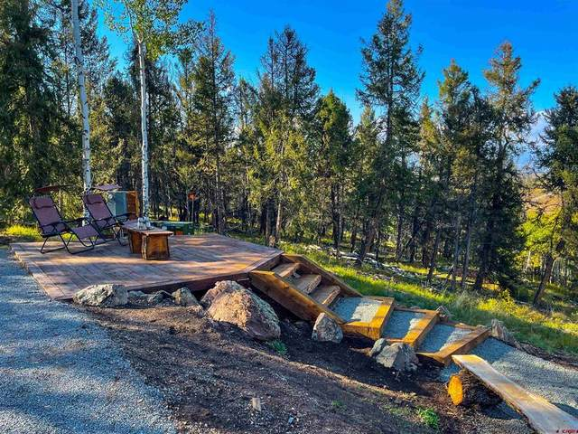 6001 County Road 25, Gunnison, CO 81230 (MLS #787096) :: Dawn Howe Group | Keller Williams Colorado West Realty