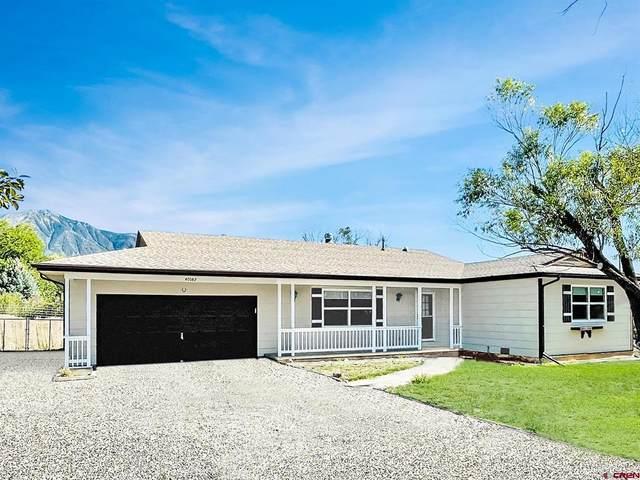40582 German Creek Drive, Paonia, CO 81428 (MLS #787136) :: The Howe Group | Keller Williams Colorado West Realty