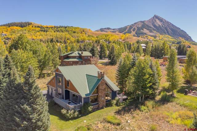 15 Cinnamon Mountain Road, Mt. Crested Butte, CO 81225 (MLS #787230) :: The Howe Group | Keller Williams Colorado West Realty