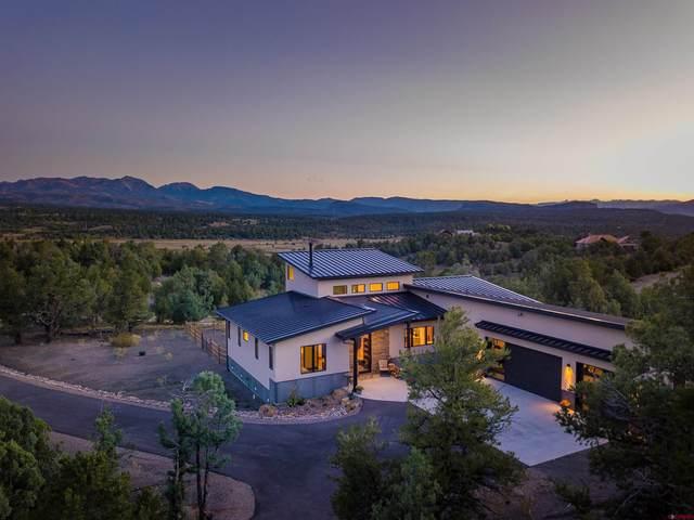 870 Heritage Road, Hesperus, CO 81326 (MLS #787323) :: The Howe Group | Keller Williams Colorado West Realty