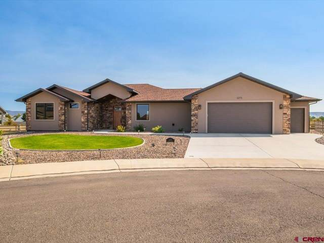 2273 Majestic Circle, Montrose, CO 81401 (MLS #787418) :: The Howe Group   Keller Williams Colorado West Realty