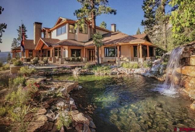 189 S Windom Way, Durango, CO 81301 (MLS #787437) :: The Howe Group | Keller Williams Colorado West Realty