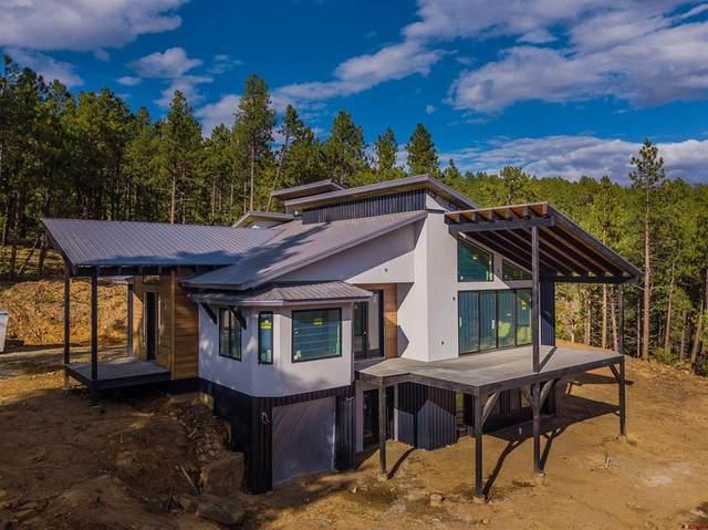 872 Summit Ridge Trail, Durango, CO 81301 (MLS #787634) :: Durango Mountain Realty