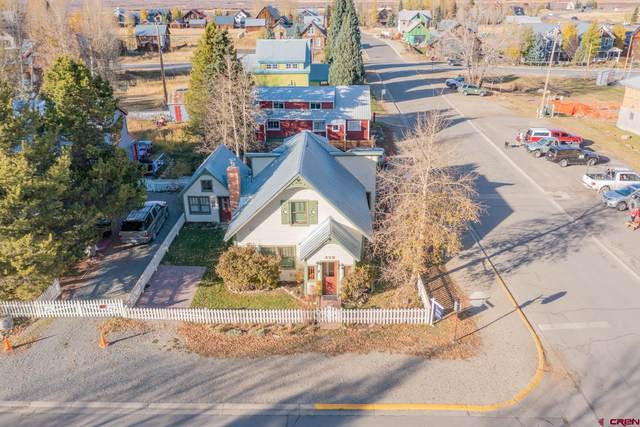 429 Maroon Avenue, Crested Butte, CO 81224 (MLS #787871) :: The Howe Group | Keller Williams Colorado West Realty
