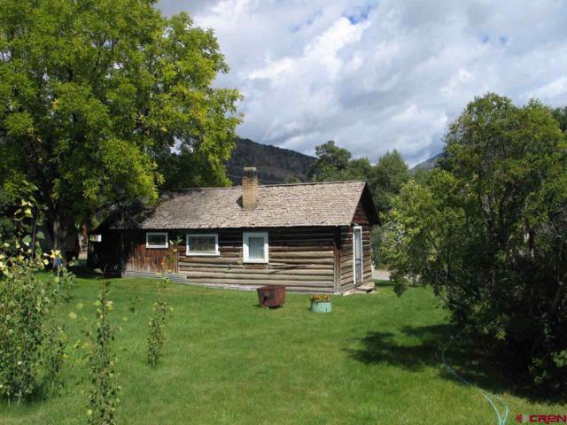 585 Cedar Avenue, Crawford, CO 81415 (MLS #697997) :: Durango Home Sales