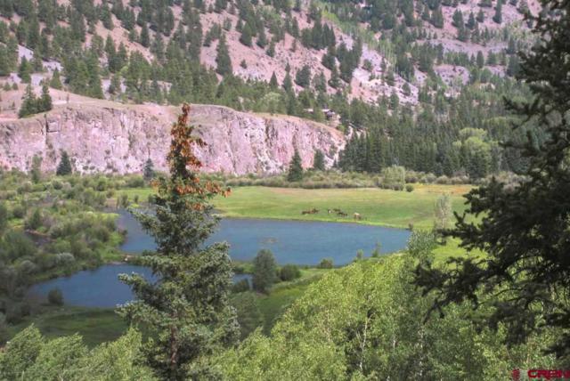 1531 Monte Queen, Lake City, CO 81235 (MLS #708152) :: The Dawn Howe Group | Keller Williams Colorado West Realty