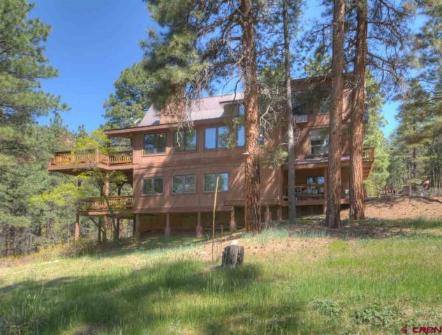 128 Rockridge Circle, Durango, CO 81301 (MLS #727462) :: Durango Mountain Realty