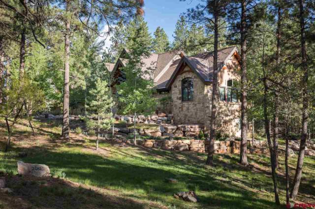 260 Alpenglow, Durango, CO 81301 (MLS #729488) :: Durango Mountain Realty