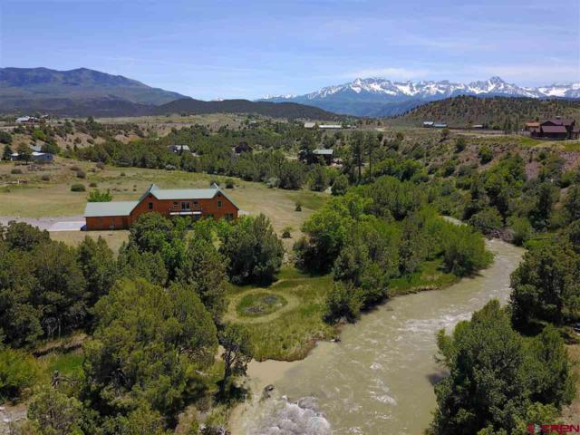 137 River Lane, Ridgway, CO 81432 (MLS #730500) :: Durango Home Sales