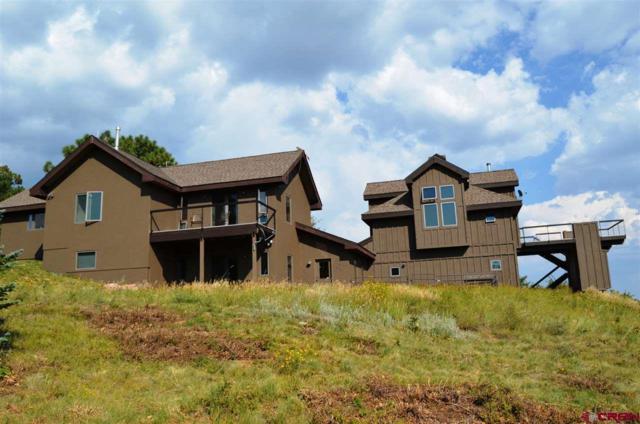 2127 Durango Ridge Road, Durango, CO 81301 (MLS #732046) :: Durango Home Sales