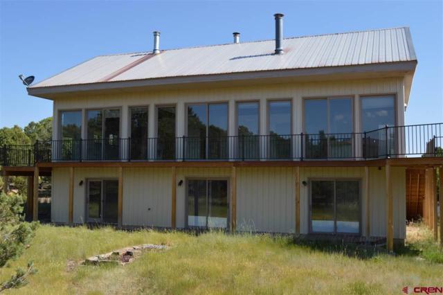 290 Oak Road Loghill Village, Ridgway, CO 81432 (MLS #732871) :: Durango Home Sales