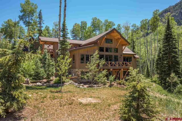 16 Storm Peak Drive Engineer Villag, Durango, CO 81301 (MLS #734414) :: Durango Mountain Realty