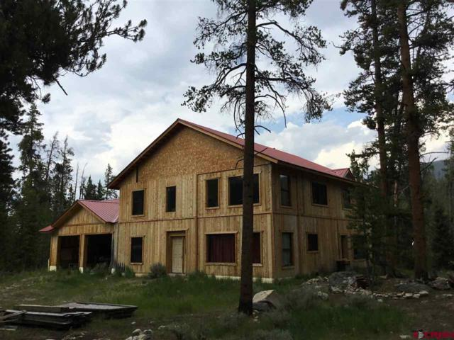 380 Wolf Canyon Drive, Almont, CO 81210 (MLS #734828) :: Durango Home Sales