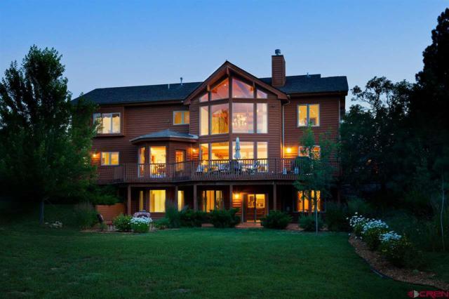 707 Oak Drive, Durango, CO 81301 (MLS #737756) :: Durango Home Sales