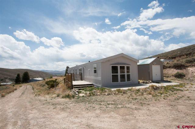 19 Doe Circle, Gunnison, CO 81230 (MLS #740485) :: Durango Home Sales