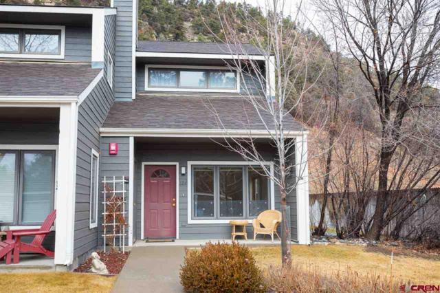 34511 N Us Hwy 550 #124, Durango, CO 81301 (MLS #740722) :: Keller Williams CO West / Mountain Coast Group