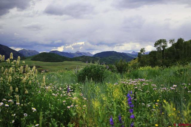 4 Ridge Lane, Mt. Crested Butte, CO 81225 (MLS #741389) :: Durango Home Sales