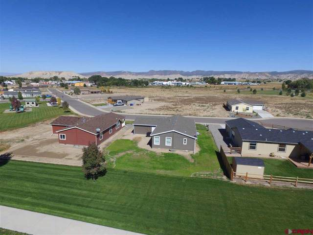 Lot 124 Castle Street, Montrose, CO 81401 (MLS #742161) :: The Dawn Howe Group | Keller Williams Colorado West Realty