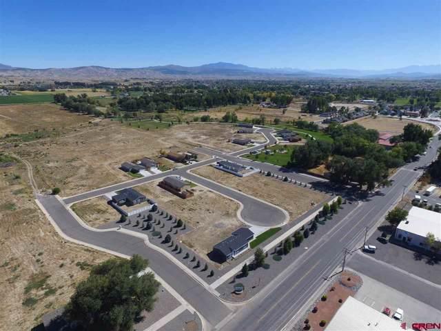 Lot 103 Castle Street, Montrose, CO 81401 (MLS #742181) :: The Dawn Howe Group | Keller Williams Colorado West Realty
