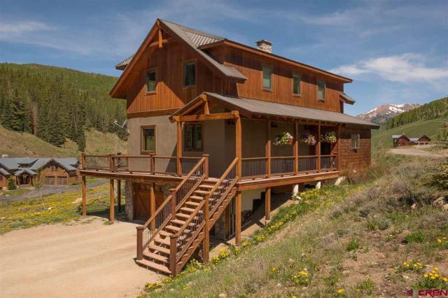59 Creek Cove, Crested Butte, CO 81224 (MLS #742404) :: CapRock Real Estate, LLC