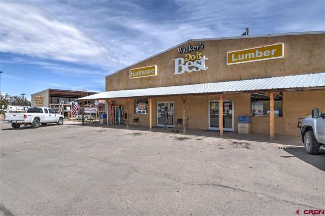 1100 Goddard Avenue (Hardware Store), Ignacio, CO 81137 (MLS #742470) :: Durango Home Sales