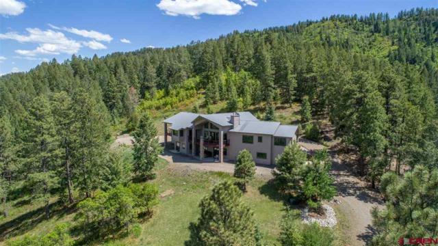 2223 Loma Linda Drive, Pagosa Springs, CO 81147 (MLS #744040) :: Durango Home Sales