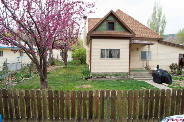 408 Delta Avenue, Paonia, CO 81428 (MLS #744323) :: CapRock Real Estate, LLC