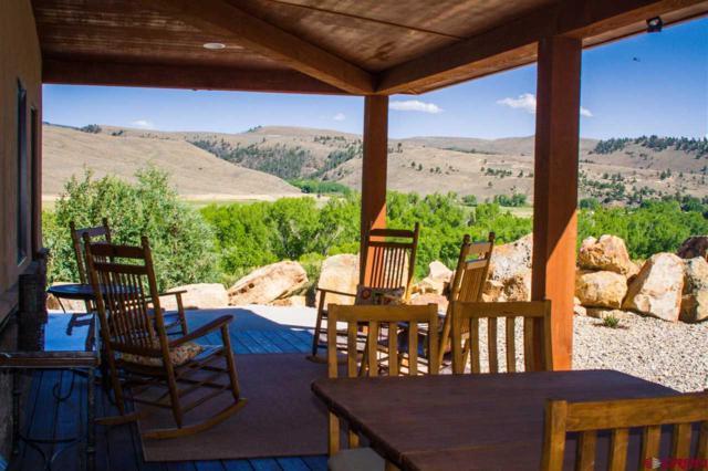 8351 State Highway 135, Gunnison, CO 81230 (MLS #744963) :: The Dawn Howe Real Estate Network | Keller Williams Colorado West Realty