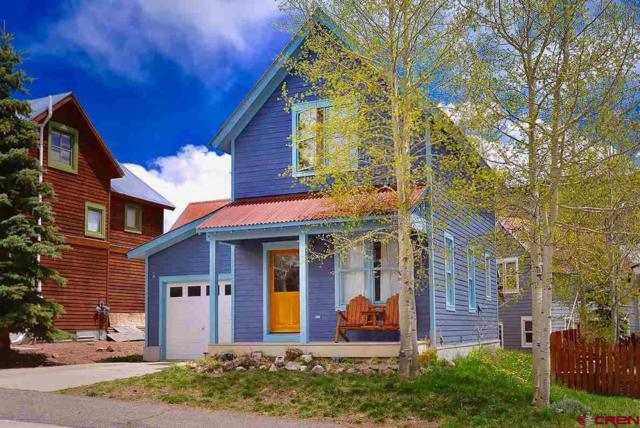 303 Horseshoe Drive, Mt. Crested Butte, CO 81225 (MLS #745092) :: Durango Home Sales