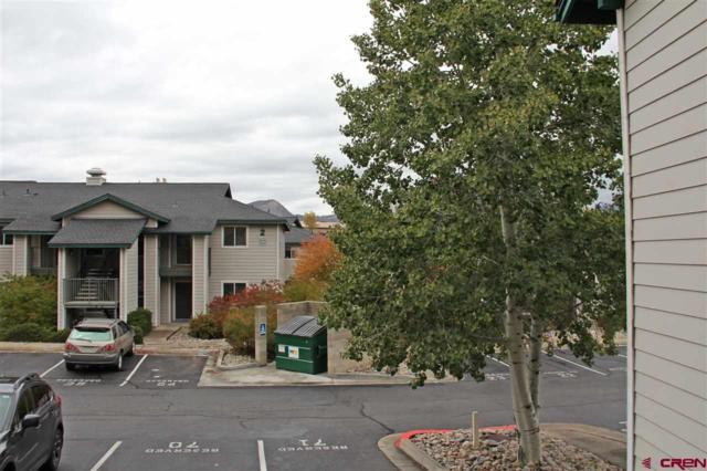 1100 Goeglein Road #121, Durango, CO 81301 (MLS #745341) :: CapRock Real Estate, LLC