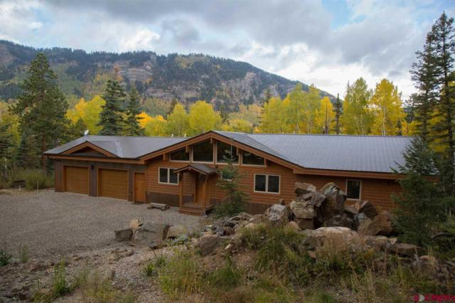 1177 Lake Purgatory Drive, Durango, CO 81301 (MLS #745777) :: CapRock Real Estate, LLC