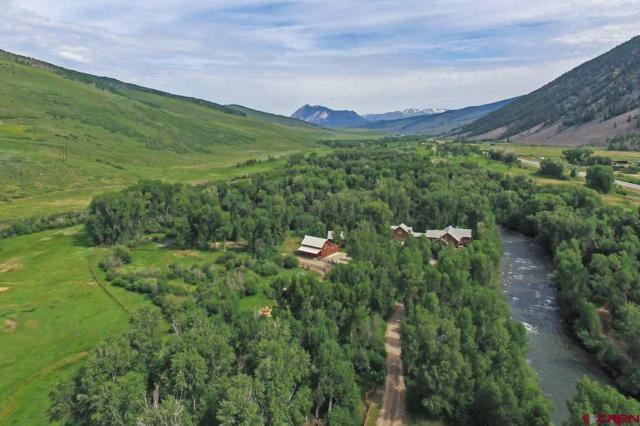 193 Larkspur Lane, Crested Butte, CO 81224 (MLS #746113) :: CapRock Real Estate, LLC