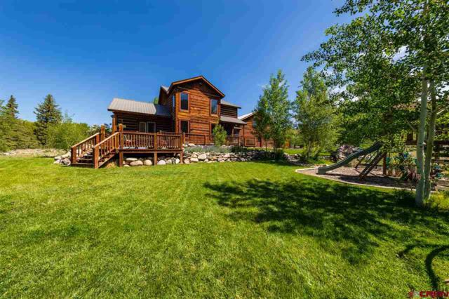 84 Rainbow Drive, Almont, CO 81210 (MLS #746385) :: CapRock Real Estate, LLC