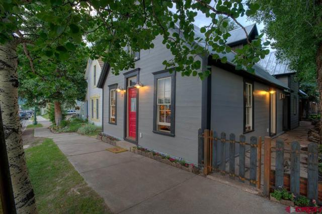 26 Elk Avenue, Crested Butte, CO 81224 (MLS #746403) :: The Dawn Howe Real Estate Network | Keller Williams Colorado West Realty