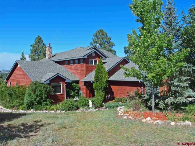124 Porter Way, Durango, CO 81303 (MLS #746446) :: Durango Home Sales